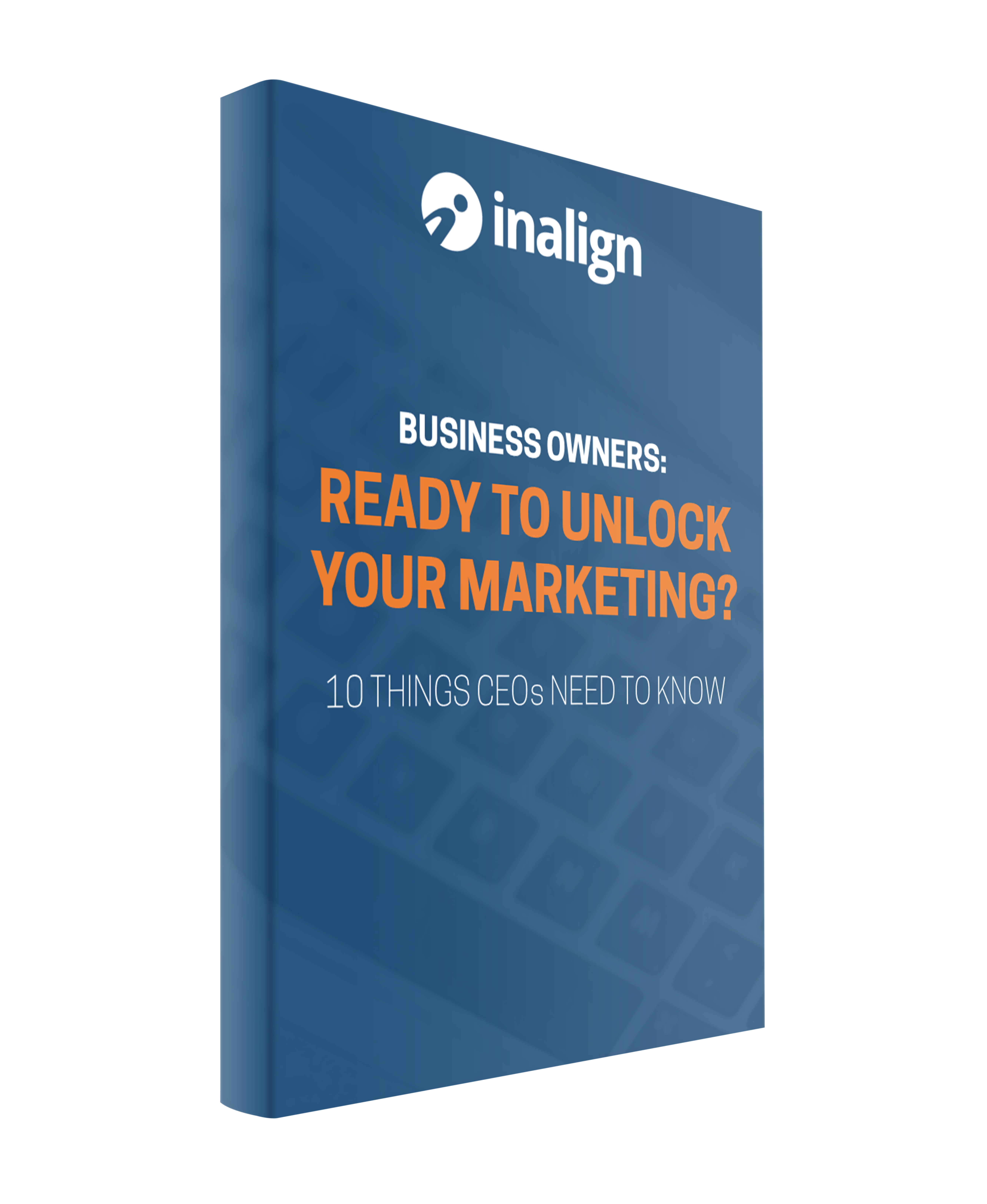 eBook Cover: Ready to Unlock Your Marketing?